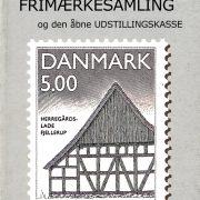 Om den åbne frimærkesamling og den åbne udstillingsklasse