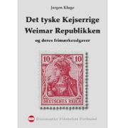 Tyske Kejserrige+Weimar forside